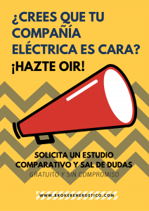 compañía eléctrica estudio comparativo