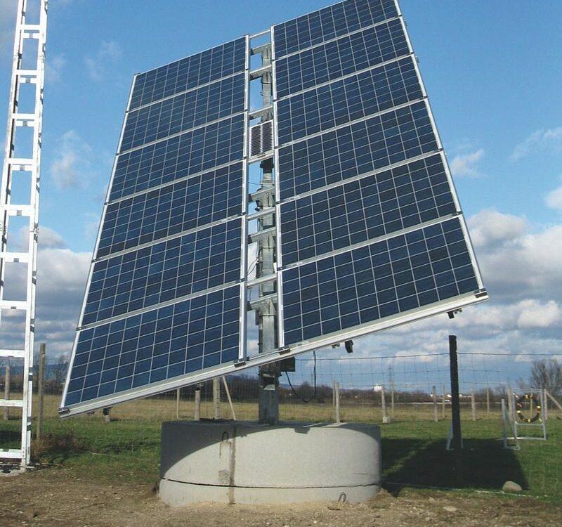Broker Energético Paneles Solares
