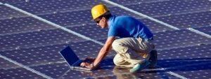BE ahorro factura de luz con placa fotovoltaica