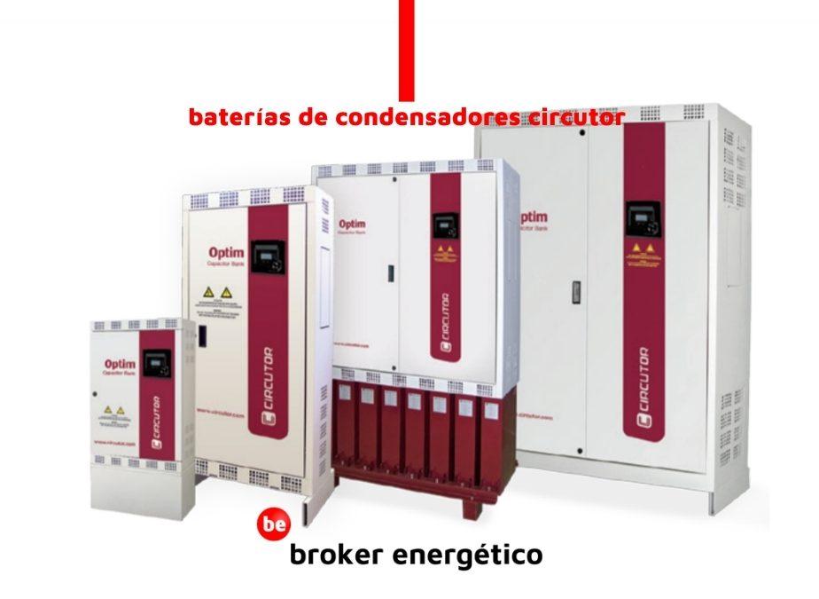 baterias de condensadores circutor