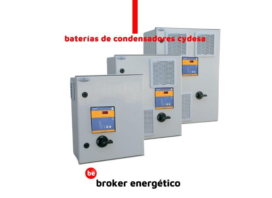 baterias de condensadores cydesa